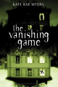 Vanishing Game Book Cover