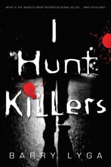 I hunt killers books cover