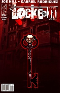 Locke & Key cover